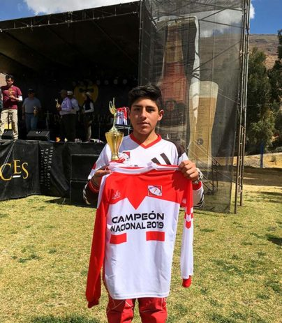 peruvian national downhill championship winner