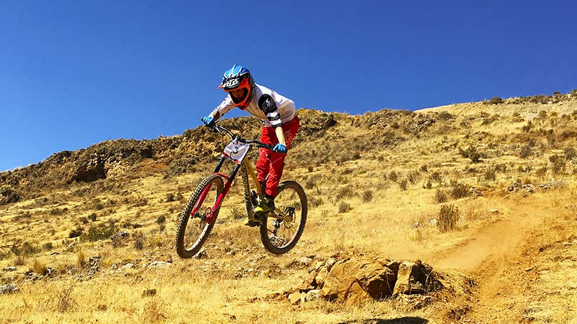 peruvian national downhill championship