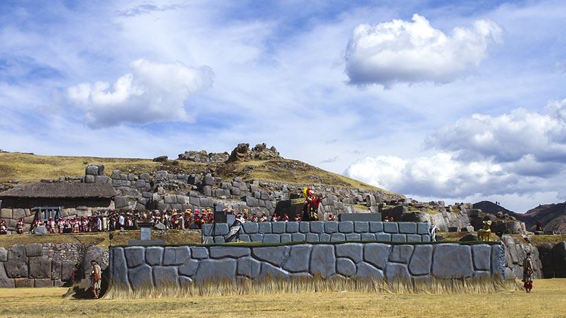 sacsayhuaman fortress inti raymi