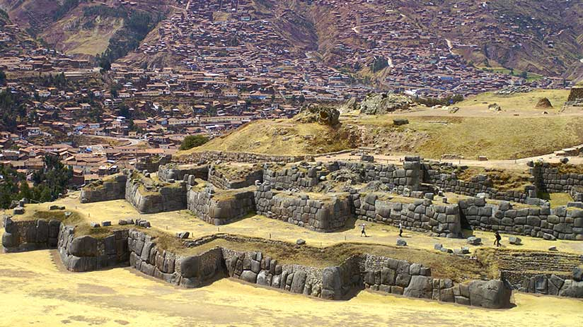 sacsayhuaman how to get to the different archaeological sites