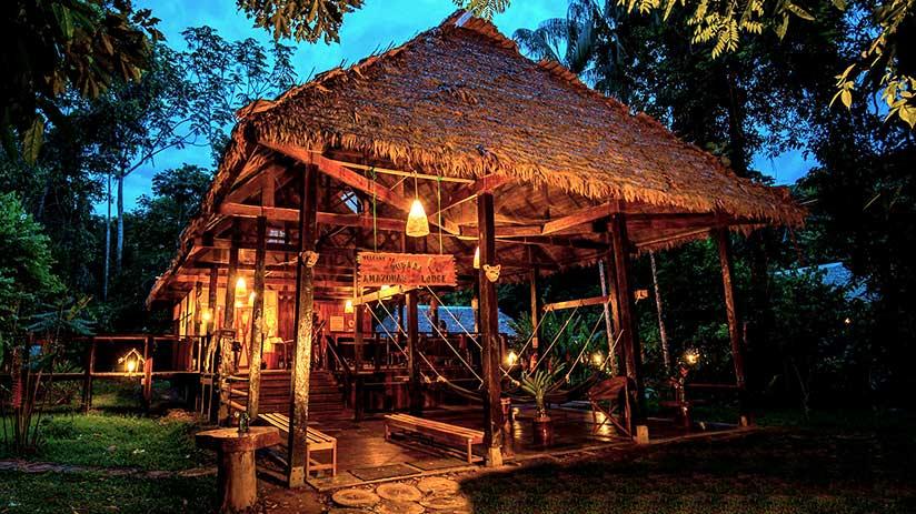 tambopata lodge posada amazonas