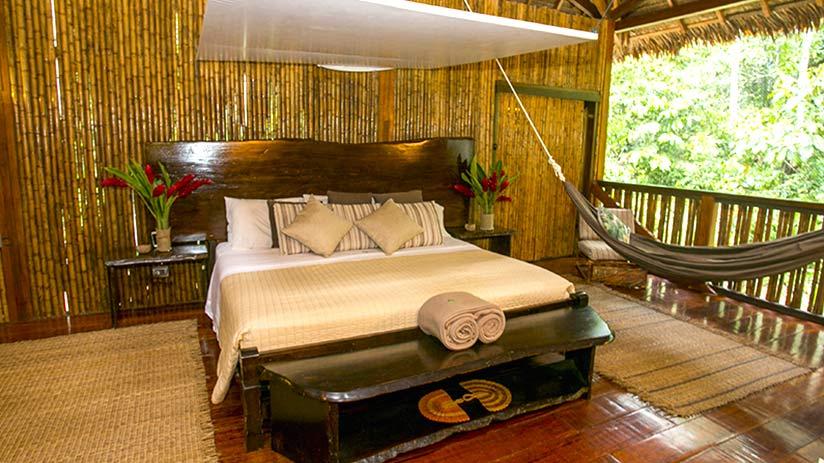 tambopata lodge refugio amazonas