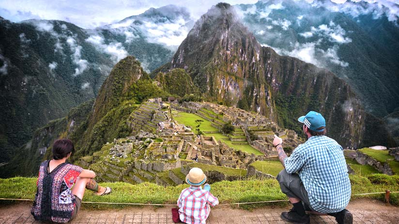 how to plan a family vacation machu picchu