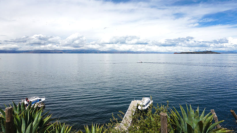 the best south american country to visit lake titicaca