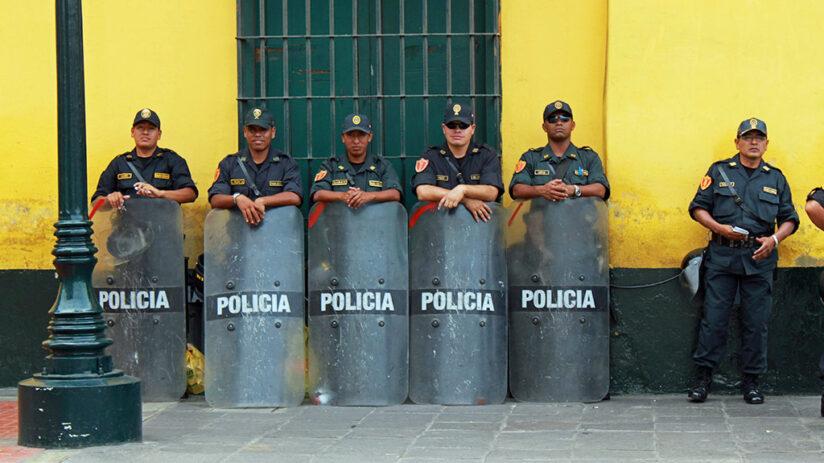 travel abroad security in peru