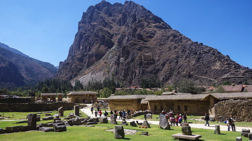 vacation with friends sacred valley