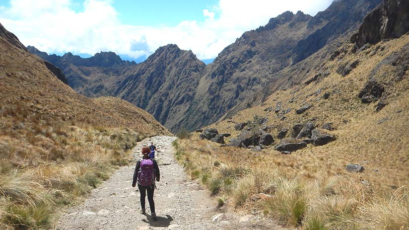 where to go on vacation with friends inca trail