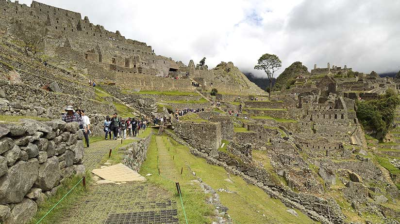 how to prepare for long term travel machu picchu