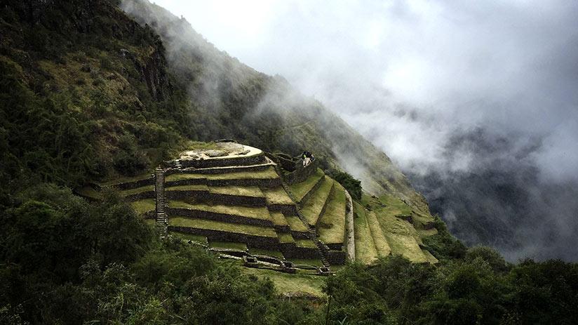 inca trail route phuyupatamarca