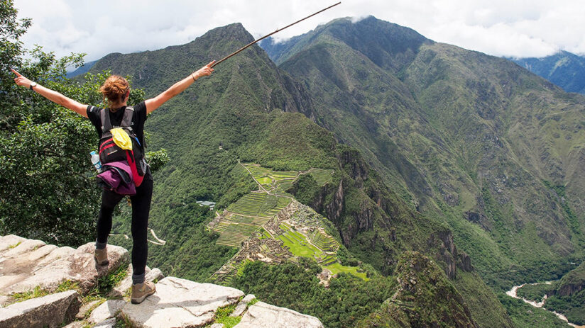 pack for a tropical holiday in machu picchu