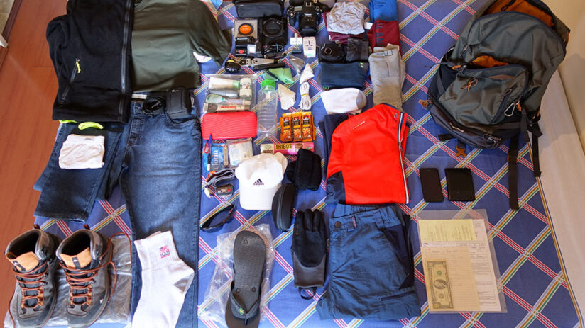 pack for a tropical holiday what to dress