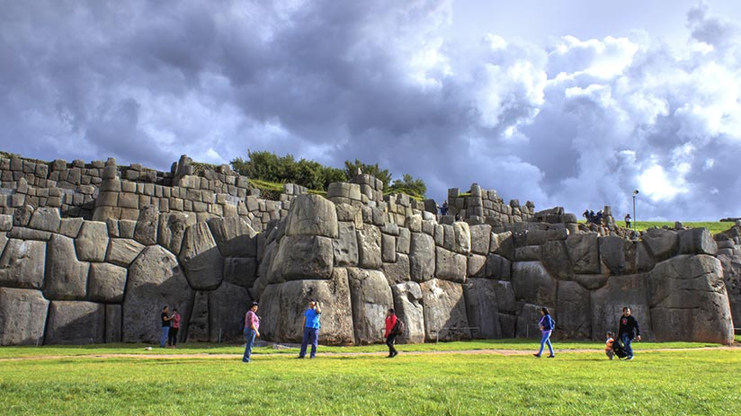 travel around peru sacsayhuaman