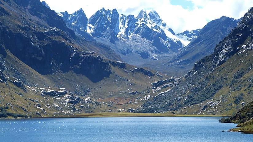 warm spring break destinations andean mountains