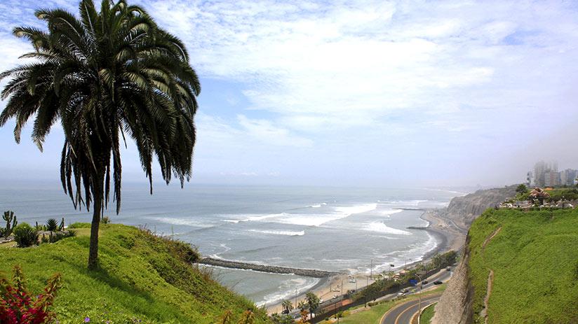 warm spring break destinations lima beach