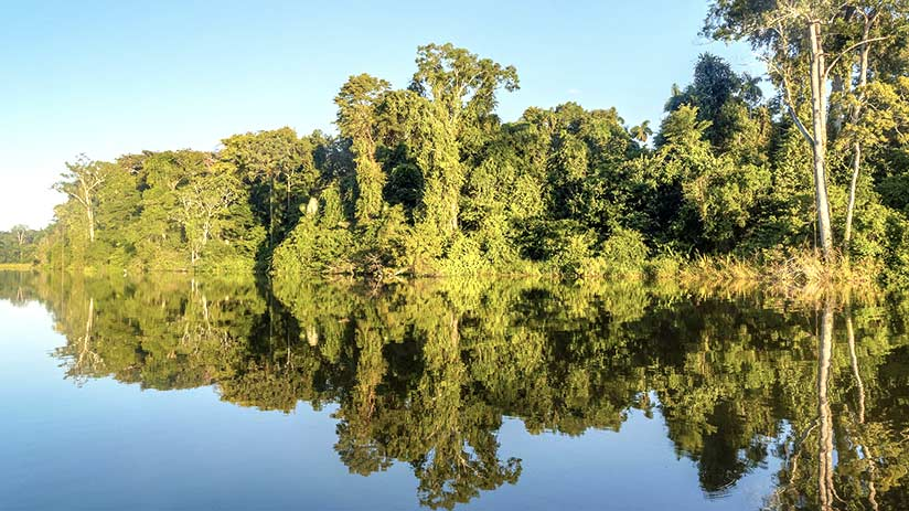 warm spring break destinations peruvian amazonia
