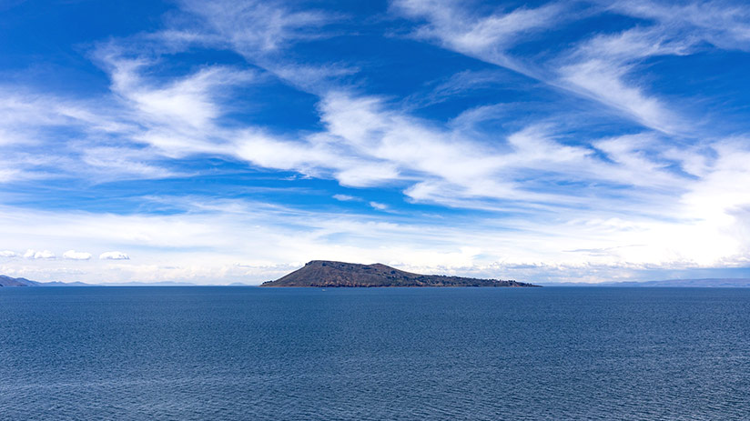 best winter vacations lake titicaca peru