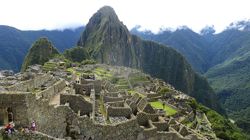best winter vacations machu picchu
