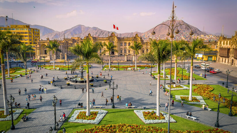 destinations for winter vacations in peru
