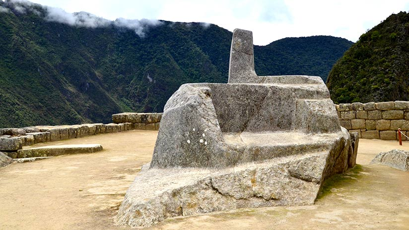 things to do in machu picchu intihuatana