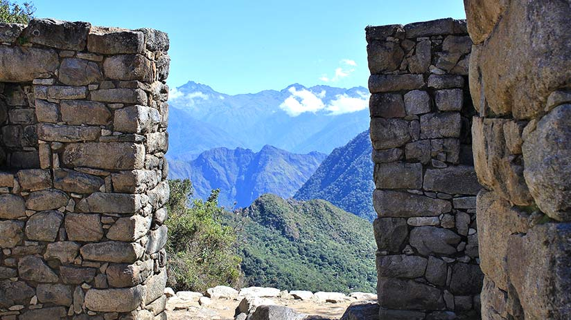 things to do in machu picchu sun gate