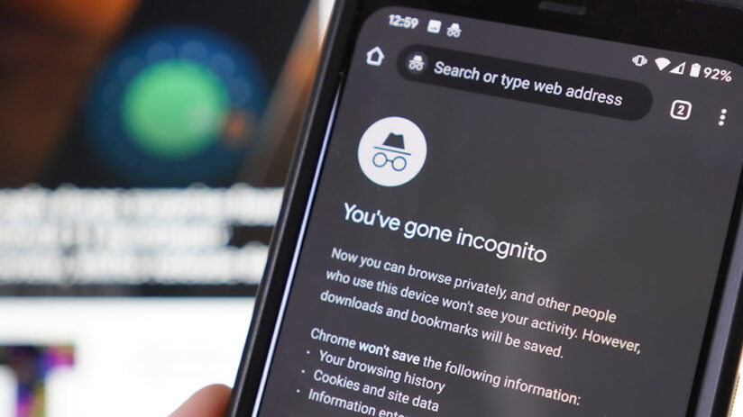 tips for booking flights incognito mode