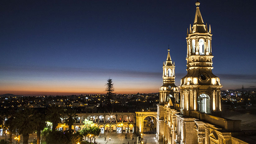 top cities to visit in peru arequipa