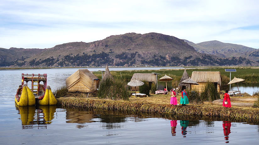 top cities to visit in peru puno lake titicaca