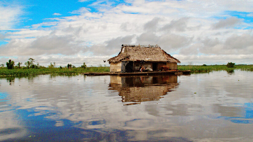 winter vacations in amazon