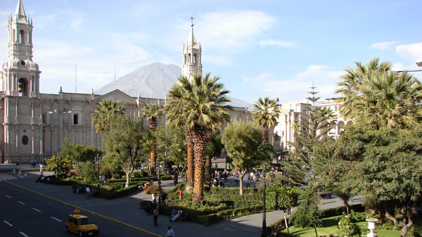 winter vacations in arequipa