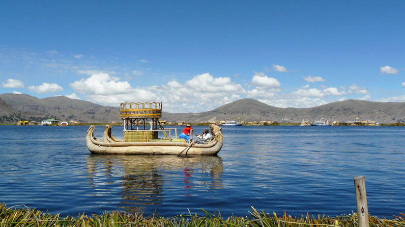 winter vacations in lake titicaca