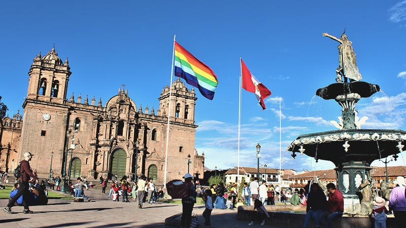 Cusco top attractions cathedral