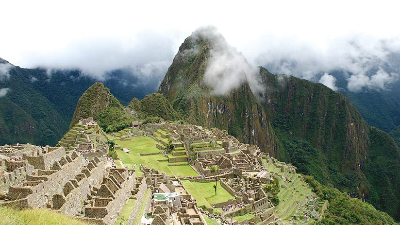Cusco top attractions machu picchu