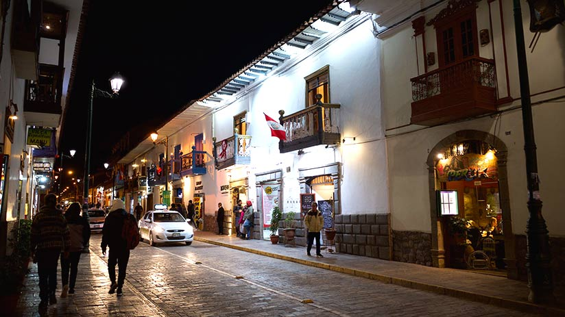 Cusco top attractions nightlife