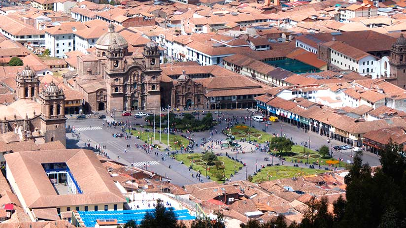 Cusco top attractions plaza de armas