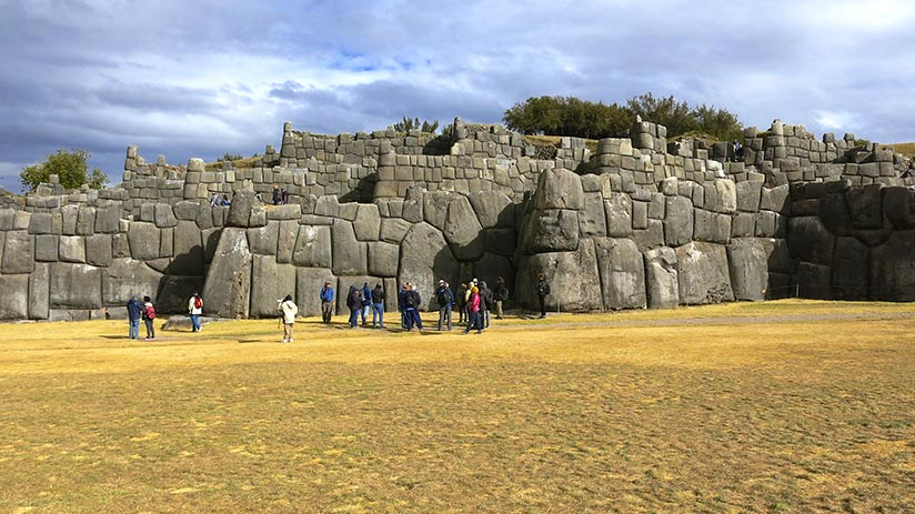 Cusco top attractions sacsayhuaman