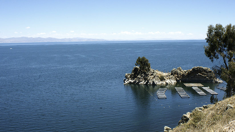 family vacation ideas lake titicaca