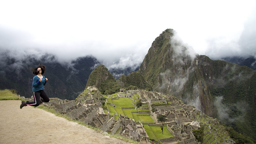 family vacation ideas machu picchu