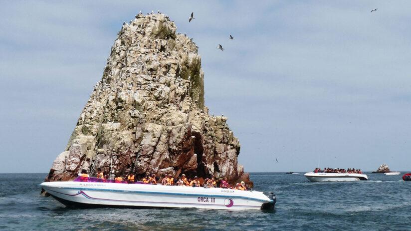 family vacations ideas ballestas islands