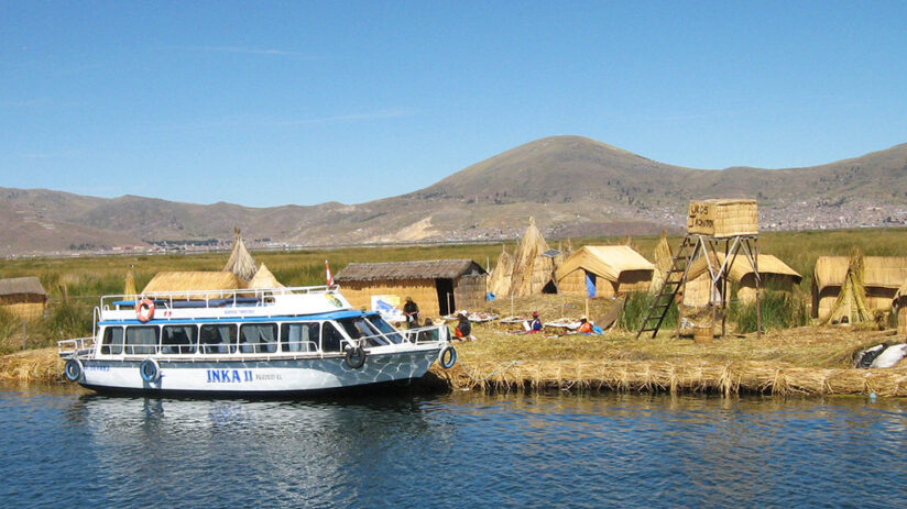 family vacations ideas lake titicaca