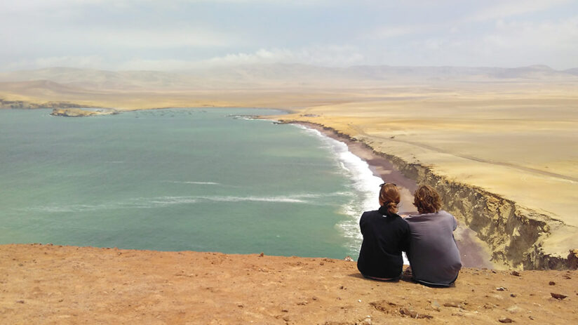 family vacations ideas paracas national reserve