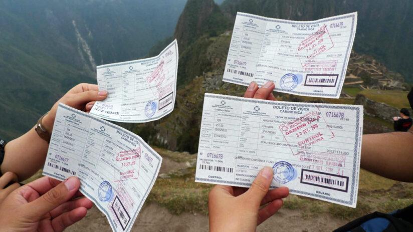 how do i get inca trail permits