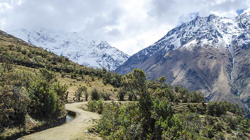 inca trail permits alternatives