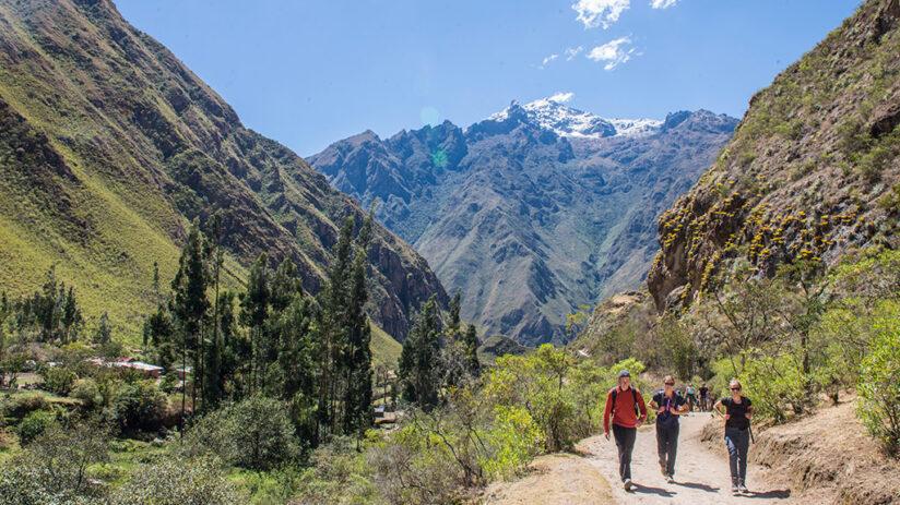 inca trail permits for 2022