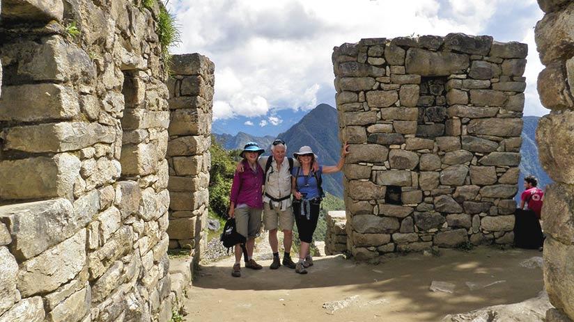 visit machu picchu sun gate