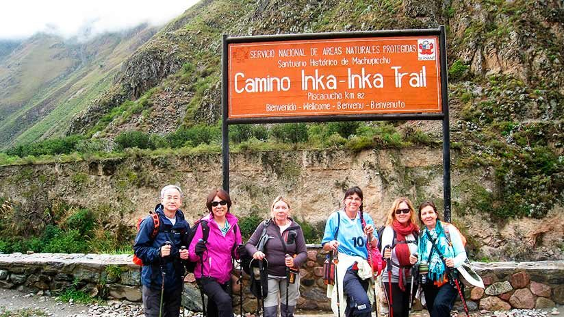 inca trail to machu picchu where does it start