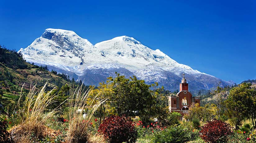 famous places in peru huascaran national park