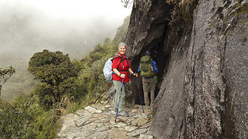famous places in peru inca trail