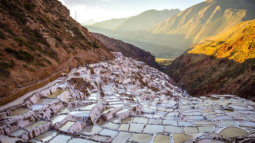 famous places in peru maras