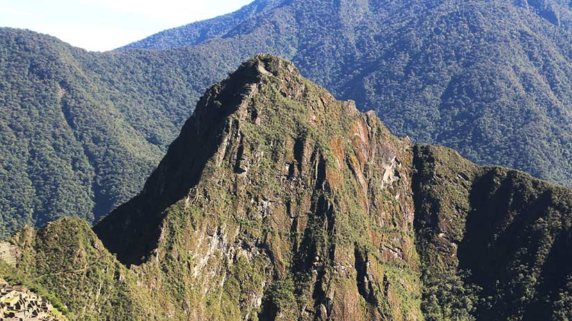 huayna picchu mountain adventure