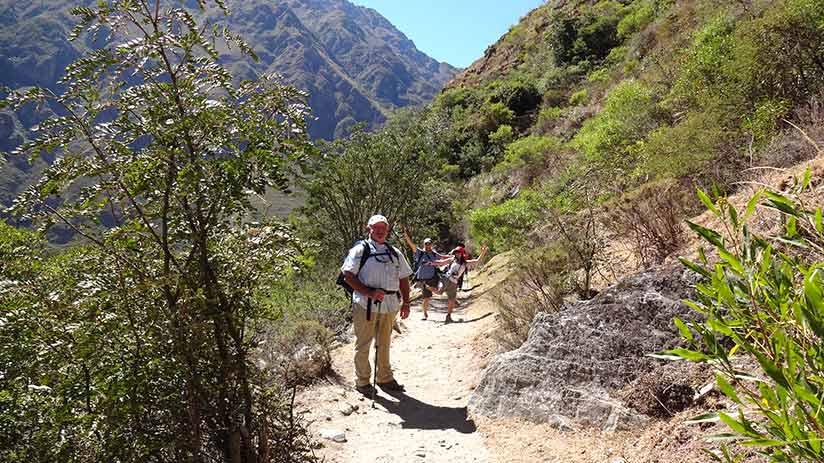 inca trail cost variants